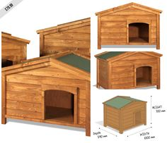 Oxford small Dog Kennel
