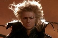 Why was David Bowie so sexy in Labyrinth? That evil glare, his power, that costume - Mirror Online