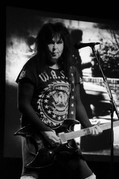 Blackie Lawless of W.A.S.P. 2017 #BlackieLawless #wasp #ReIdolized #CI25