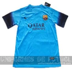 Venta de Jersey tercera para uniforme del Barcelona 2015-16 8483936c3fd86