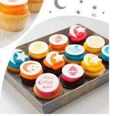 Tout le monde le sait internet quand il estbien utilisé, peut être une vrai mine d'or ! que ce soit aux niveaux des recettes, dourous, etc on peut trouver des choses vraiment intéressantes. A… Eid Cupcakes, Fondant Cupcakes, Cupcake Cakes, Cookie Cakes, Cup Cakes, Ramadan Desserts, Ramadan Recipes, Eid Favours, Eid Food
