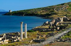 Tharros Oristano Sardegna island