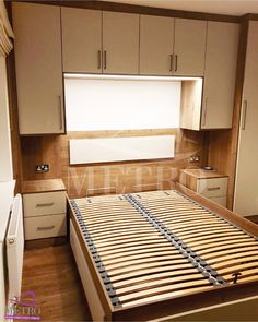 Fitted Bedroom Wardrobes London - Bespoke Bedroom Furniture - Showroom in London Fitted Bedroom Furniture, Fitted Bedrooms, Furniture Showroom, Bed Storage, Storage Spaces, Bed Design, Your Design, Clean Bedroom, Bedroom Wardrobe