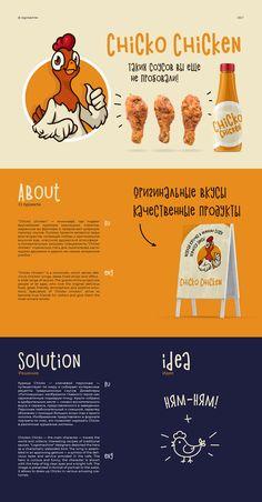 Chicko Chicken on Behance Chicken Brands, Chicken Logo, Chicken Shop, Chicken Wings, Food Truck Design, Food Design, Restaurant Branding, Chicken Restaurant Logos, Carnitas