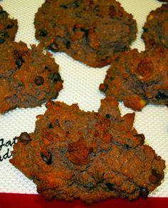 Blackberry Macadamia Nut Cookies #Paleo #Recipe #glutenfree #grainfree