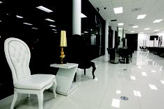 Multi-award winning hairdressing brand with more than 50 years of experience in education,. Hair Salon Interior, Salon Interior Design, Toni And Guy, Hairdresser, Salons, Modern Design, Coast, Guys, Surgery