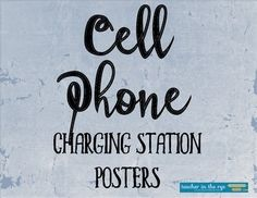 A great way to manage the cell phone issue in your classroom! $