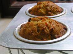 Enriching your kid!: Healthy Veggie Muffins