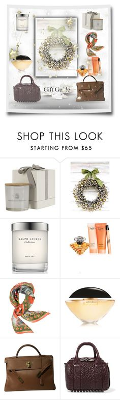 """Sisters Gift Guide ..."" by lutgard-m ❤ liked on Polyvore featuring Brunello Cucinelli, Ralph Lauren, Lancôme, Roberto Cavalli, La Perla, Hermès, Alexander Wang, Tiffany & Co. and besties"