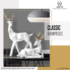 Turn heads with our collection of designer showpieces exclusively at Artyz!  #showpieces #homedecor #interiors #interiordesigns #livingroomideas #Artyz Home Decor Furniture, Home Decor Accessories, Interiors, Living Room, Interior Design, Antiques, Modern, Collection, Nest Design