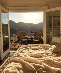 Instagram Linen Sheets, Linnet, Windows, Interior Design, Bedroom, Mornings, Sunrise, Instagram, Sweet