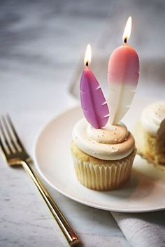 Feather Candles | Free People American handcrafted in Brooklyn, NY