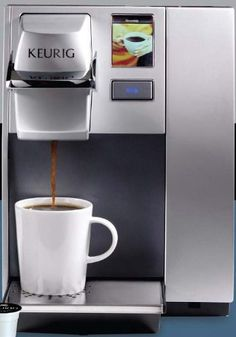 Keurig Commercial Grade Gourmet Small To Medium Office Coffee Machine B155