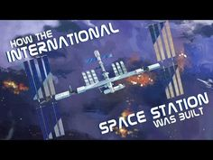 The International Space Station is roughly the size of a six-bedroom house and weighs more than 320 cars -- it's so large that no single rocket could have