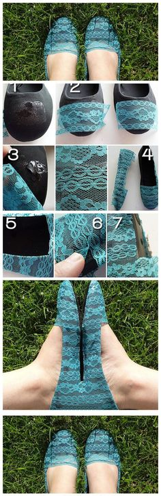 Diy Beautiful Shoes | DIY & Crafts Tutorials