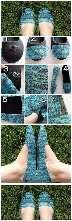 Diy Beautiful Shoes   DIY & Crafts Tutorials