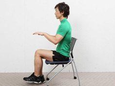忙しくて運動できない日が続くと、気になってくるのが体のたるみ。そんな時、皆さんにおすすめしたいのが、オフィスでの座り方や姿勢の改善。ちょっとした心がけで、少しずつ筋肉を鍛えることができ、お腹の引き締めやヒップアップにつながります。