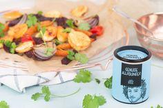 Ofen+Gemüse+mit+Tahin+Joghurt+Dip