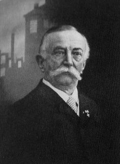 Hermann Berthold (Typographer - Inventor of the Akzidenz-Grotesk Font)