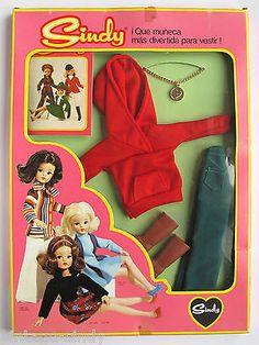 Sindy CANDANCHU MINT IN BOX HTF | Spanish Florido | Vintage Pedigree Sindy Doll