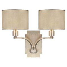 Elaine 2-Light Wall Sconce $150