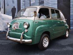 Custom Fiat 600 Multipla Microvan