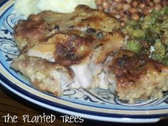 The Planted Trees: Tasty Tuesday: What To Do With Pork?