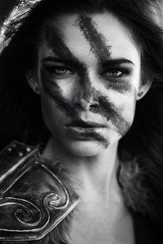 Aela the Huntress! Werewolf Queen of the Sideboob