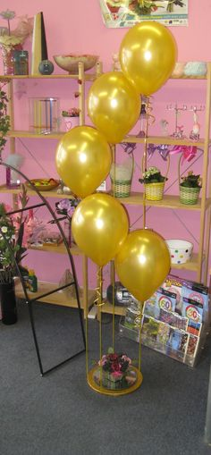 Balloon Decoration Ideas | Our Level 1 Beginners Balloon decoration Training Courses are offered ...
