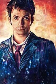 The Time Lord by `alicexz on deviantART