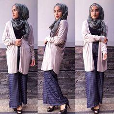 Love this culotte pants from @nadjaniindonesia ❤️❤️ thank youu - @zahratuljannah- #webstagram