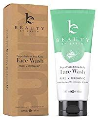 Face Wash Acne Treatment Skin Care Facial Cleanser Acne Face Wash Face Cleanser Face Wash for Women Mens Face Wash With Organic Face Wash Ingredients Natural Face Wash Men Facial Wash Best Organic Face Wash, Natural Face Wash, Best Face Wash, Acne Face Wash, Facial Wash, Natural Skin, Acne Facial, Natural Beauty, Face Wash For Men