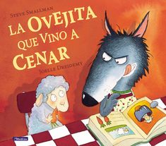 The Lamb Who Came For Dinner - Children's Books Read Aloud - no clutter, no games, no pseudo-tv Wolf, Lectures, Teaching Spanish, Elementary Spanish, Bedtime Stories, Read Aloud, Childrens Books, Kid Books, Storytelling
