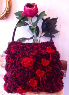 bag romantique rose!!!