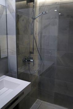 Cuartos de baño recién renovados
