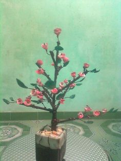 These materials make these cherry trees are derived from natural materials available, such as shells, terracotta and handmade products helps…