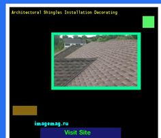 Architectural Shingles Installation Decorating 170132 - The Best Image Search