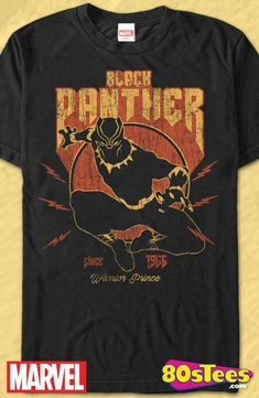 Warrior Prince Black Panther Geeks  Every day can be special wearing this  cool men s style design with great art and illustration. c7304dd35c8ff