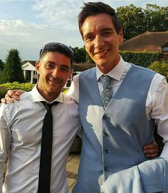 James Phelps - this is his wedding suit, do you think maybe the picture was taken at his wedding?