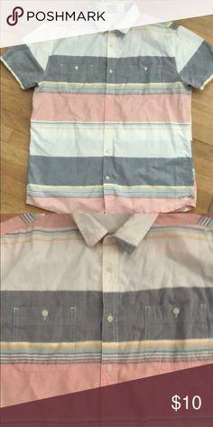 80c23d53025d2 Men s button down HANG TEN Hang ten xl button down hang ten Shirts Casual  Button Down