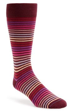 Paul Smith Stripe Socks available at #Nordstrom