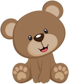 Here you find the best free Baby Bear Clipart collection. You can use these free Baby Bear Clipart for your websites, documents or presentations. Baby Shower Oso, Shower Bebe, Baby Shower Themes, Baby Shower Clipart, Baby Teddy Bear, Teddy Bear Baby Shower, Teddy Bears, Quilt Baby, Bear Clipart
