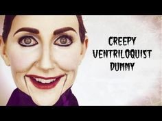 Creepy Ventriloquist Dummy - A Halloween Tutorial - YouTube