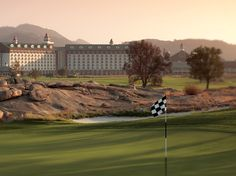 Barona Creek golf course offers five tees to accommodate golfers of all skills and abilities.