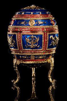 Faberge Imperial Egg-Napoleonic-1912