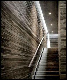Thermal Baths, Vals, Peter Zumthor