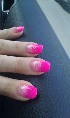 Acrylic Nails by Svetlana Leino / Blackout www.blackouthair.fi #acrylic #nail