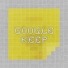 Google Keep: Create notes, to-do lists, or capture images.  Rearrange items by dragging and dropping.  Set reminders, color code, and archive notes.  Avid Google Drive users will appreciate that notes  are saved in Google Drive automically.  Android and web only.