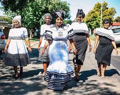 A Xhosa Engagement - South African Wedding Blog Zulu Wedding, Xhosa Attire, Wedding Styles, Wedding Blog, Wedding Ideas, African Traditional Wear, Traditional Wedding Attire, African Wear Dresses, South African Weddings