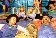 Hee Haw Women | Hee Haw Jailbait 12 - 13 - 1975